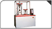 Cement compression & Bend Test machine